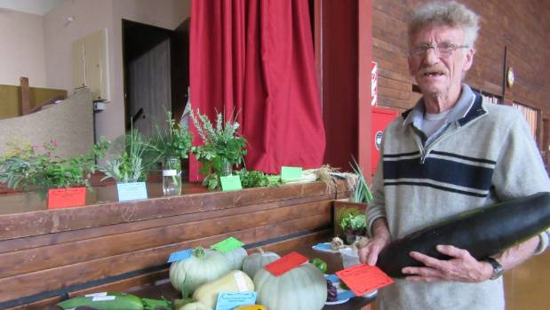 Mossburn Flower Show blooms despite drought