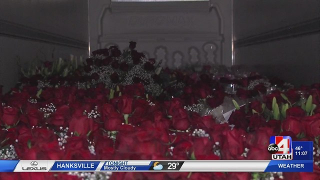 Harmons floral designers slammed ahead of Valentine's Day