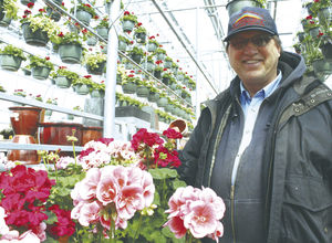 Flower business owner receives hall of fame honor