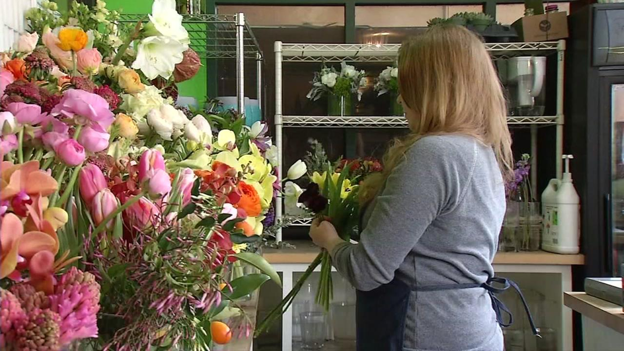 Florists say temporary move of SF Flower Mart could jeopardize business