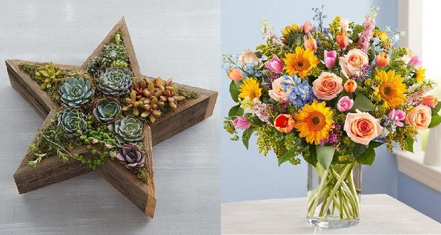 1-800-Flowers.com rolls out mom's day collection