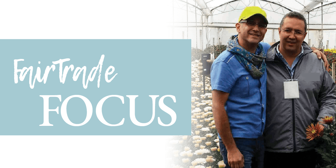 New Ontario Wholesaler Focuses on Fair Trade Flowers
