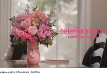 Teleflora's Holiday Campaign Aims for Realistic Portrayal of Motherhood