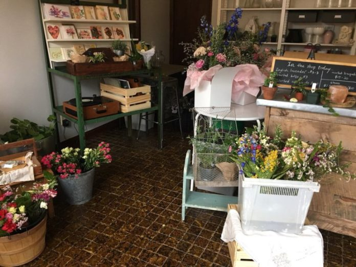 Blooms by Wildwood Market offers flower arrangements, gifts with a local touch just in time for Mother's Day