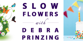Episode 359: Slow Flowers Podcast Turns 5 — with original guest Joan Thorndike of Le Mera Gardens and Isabella Thorndike Church of Jacklily Seasonal Floral Design