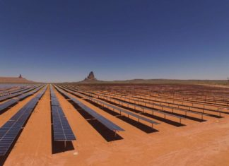 Tribally owned solar power plant beats skeptics, odds on Navajo Nation