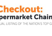 At the Checkout: Top 10 Supermarket Chains