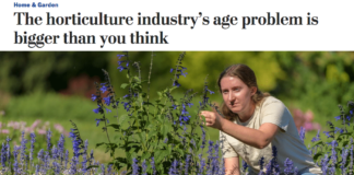 Washington Post Highlights Challenges and Potential of Floral Industry Workforce