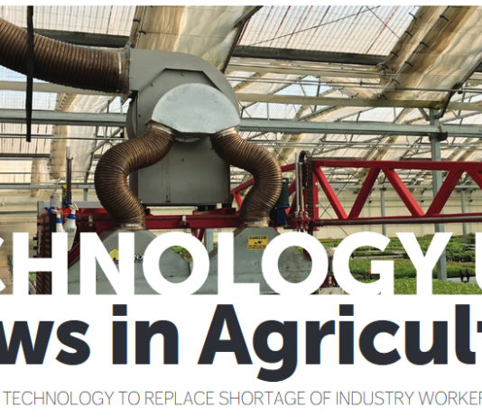 Technology Use Grows in Agriculture