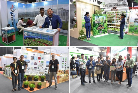 Thailand: 30 percent more visitors for Horti Asia and Agritechnica Asia