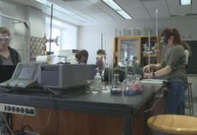 Enrollment numbers more than double for Northern's Medicinal Plant Chemistry major