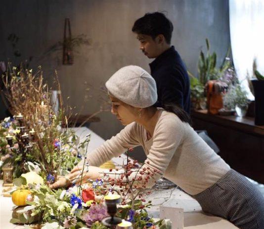 Flower markets that can lift the spirit