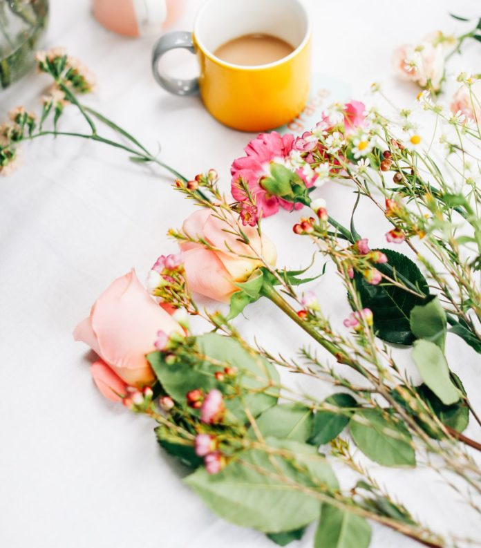 Interflora promotes positive mental health with launch of mindful flower arranging kit
