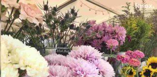 Flourish Flower Truck delivers DIY experience in flower arranging