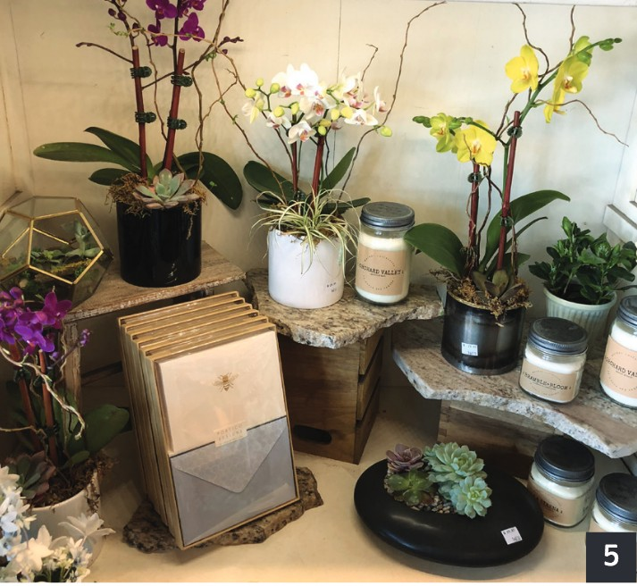 Local Treasure-Flower Shop Is at Heart of Popular Grocery Store