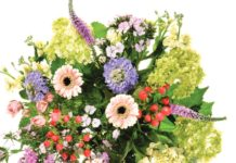 WHAT'S FRESH AND NEW IN BOUQUETS