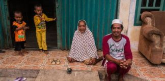 Their Land Defiled, Forest People Swap Flower Worship for Quran and Concrete
