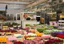 A Visit to the World's Largest Flower Market in Paris