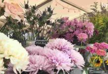 Flourish Flower Truck delivers DIY experience in flower arranging